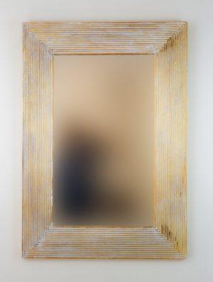Espejo Garis Full Pan de oro