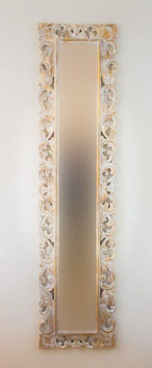 Espejo Español Long Pan de oro