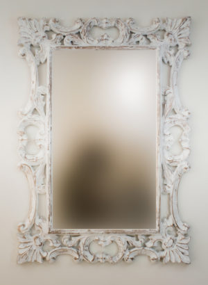 Espejo de pared Eiffel Rococó