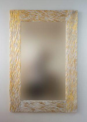 Espejo Catak Urip Pan de oro