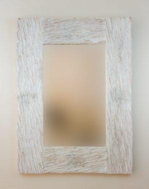 Espejo Catak Urip Blanco (envejecido)