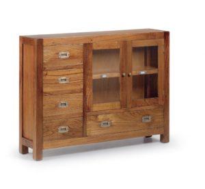 Mueble de entrada de madera Denali de 107x80