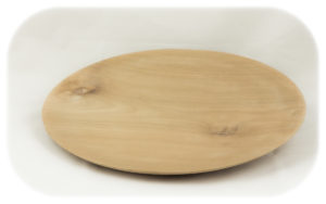 Bowl Fine Teak 37cm natural