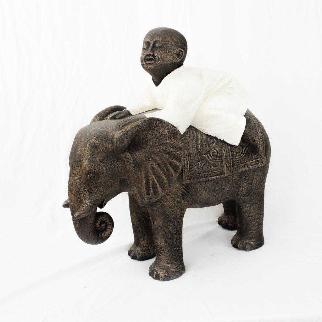 Figura Shaolin Seat según imagen