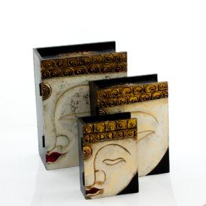 Cajita Buda Box según imagen