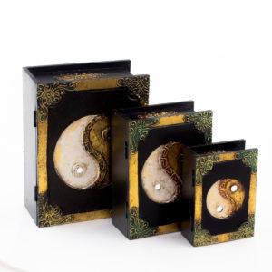 Cajita Jingjang Box según imagen