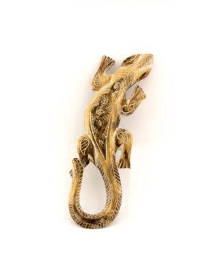 Figura Gecko 40cm según imagen