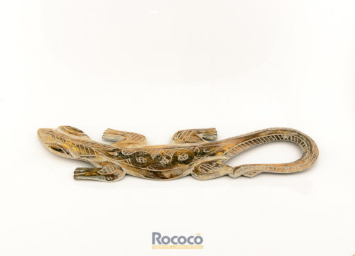 Figura Gecko 50cm según imagen