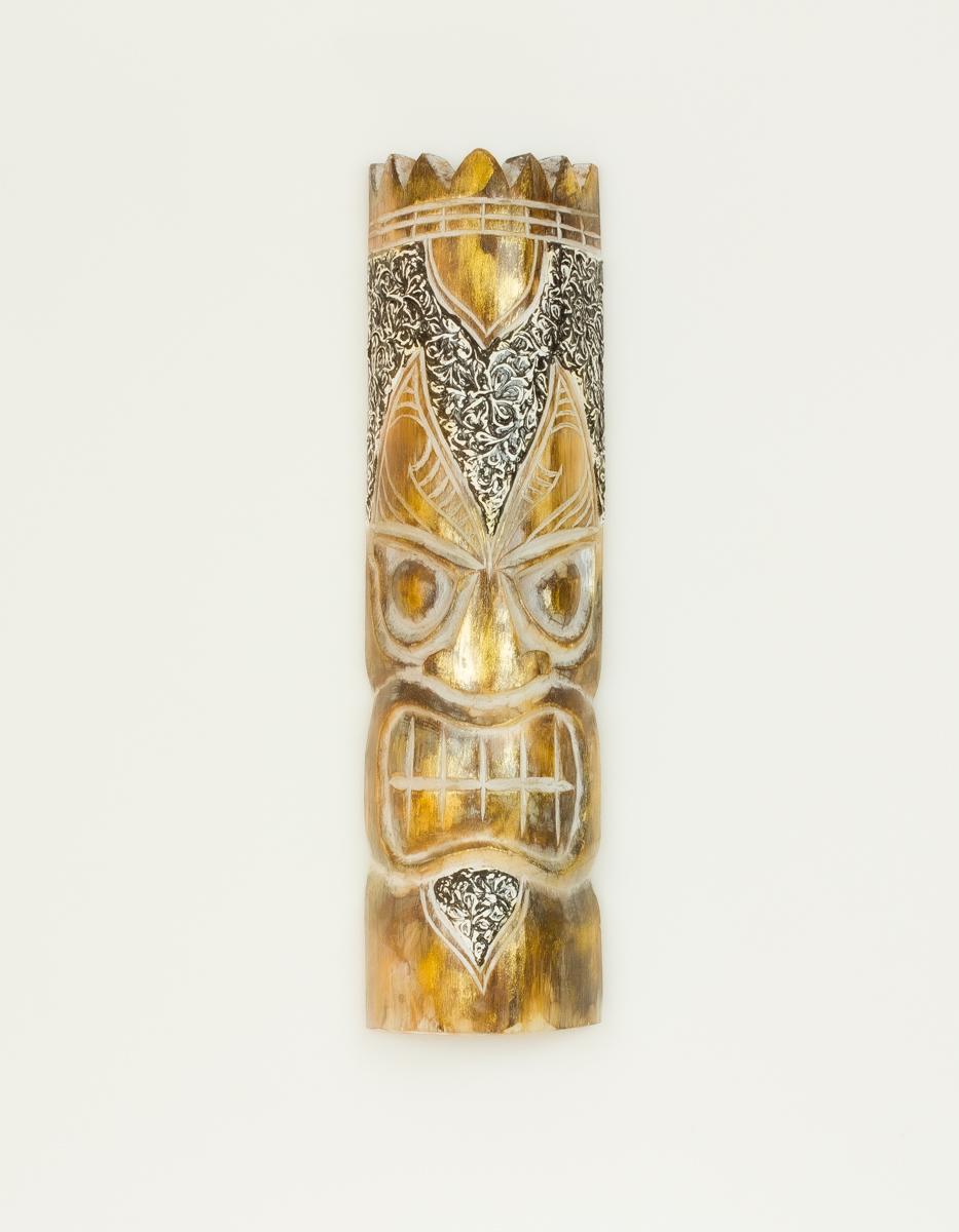 Máscara Tiki Mask 50cm según imagen