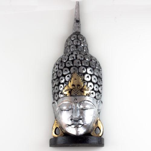 Máscara Body plata 60cm plata