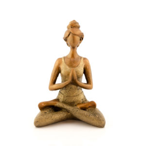 Figura Yoga Woman según imagen