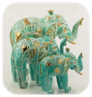Figura Elefante decor según imagen
