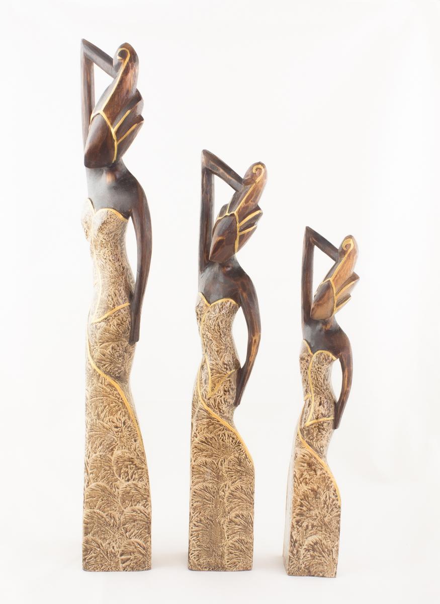Figura decorativa Balinesa según imagen