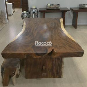 mesas de suar de madera