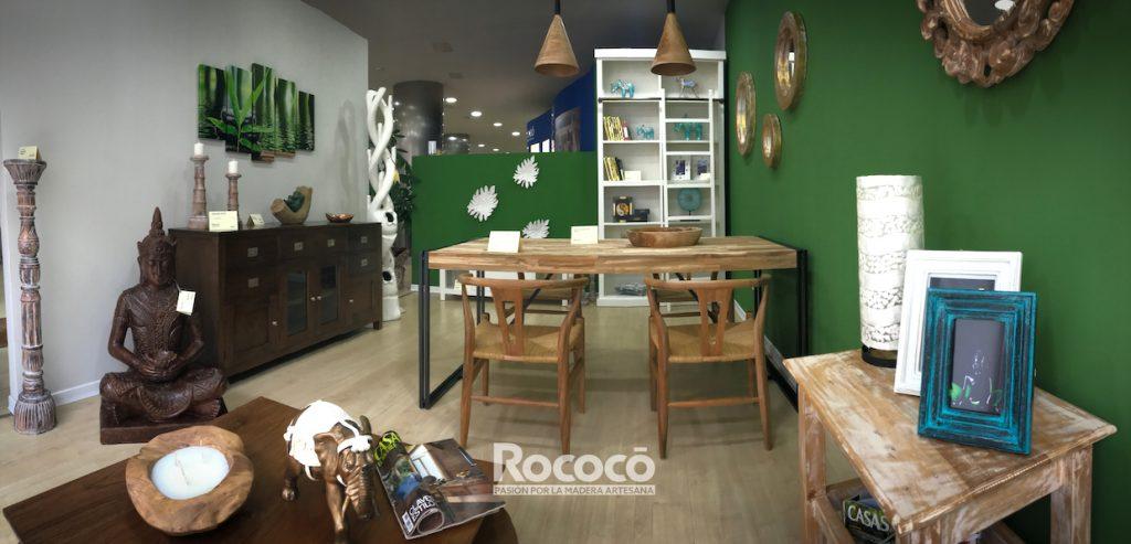 Tienda de decoración en Santiago de Compostela | Rococó