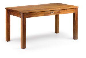 Mesa madera maciza de comedor Inay 150cm