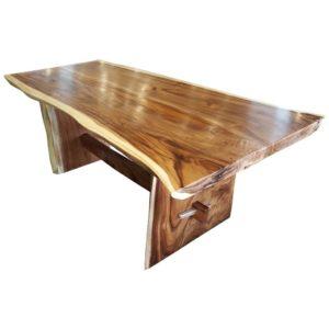 Mesa de suar acabado brillo