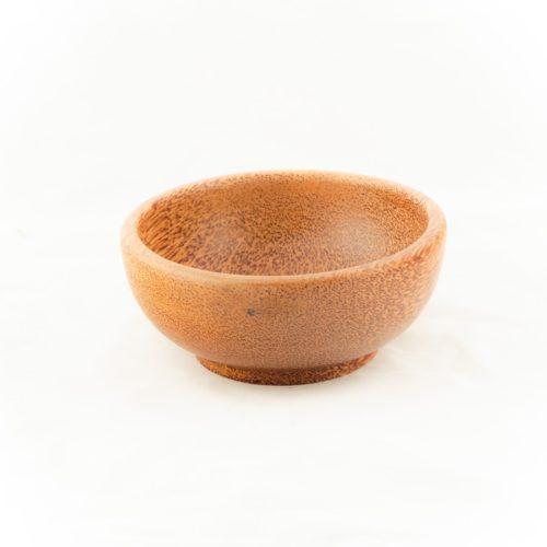 Taza cuenco de madera de Coco