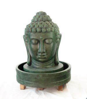 Fuente Cabeza de Buda de 110cm de alto  | Rococo