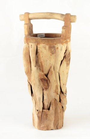 Paraguero de madera