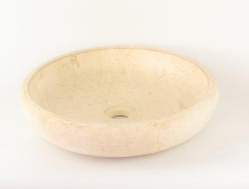 Lavabo bajo de piedra