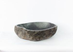 Lavabo natural de piedra de rio (imagen real)  55x42cm piezas únicas | mirococo.com