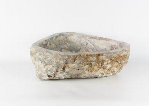 Lavabo con forma irregular de marmol jaspeado (imagen real)  44x35cm piezas únicas | mirococo.com