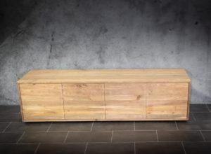 Aparador 4 puertas madera de teca reciclada