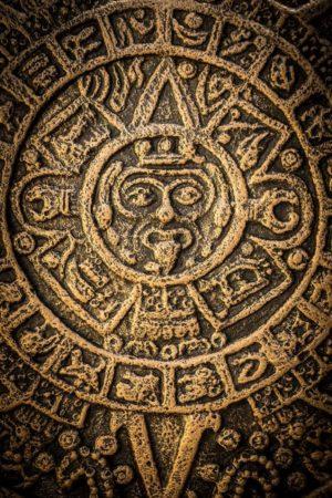 Calendario Maya decorativo Mi Rococo
