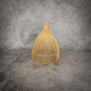 Lámpara de Rattan Bell de 70x80cm