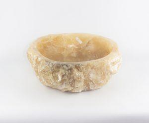 Lavabo de piedra de Ónyx de 41x36 piezas únicas | mirococo.com