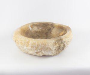 Lavabo de piedra de Ónyx de 42x36 piezas únicas | mirococo.com