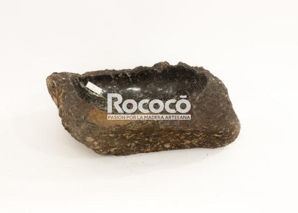 Lavabo de piedra vulcan wastafel de 57x38 piezas únicas | mirococo.com